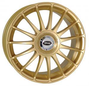 Monza R Gold