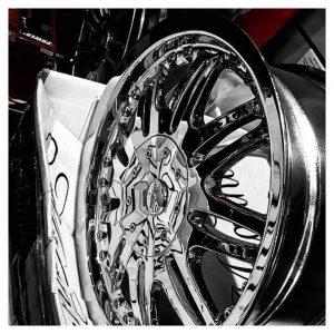 Alloy Wheel Photo