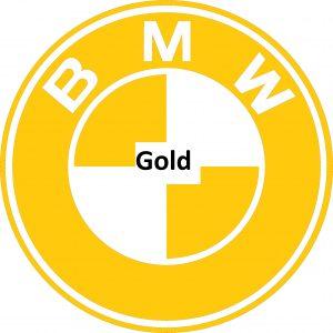 BMW Gold Audio Upgrade