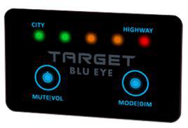 Target Blu Eye UI