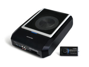 PWD-X5 Digital Sound Processor With Powered Subwoofer
